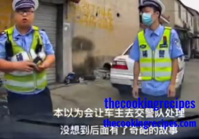 """辅警私自上路执罚,让车主给他们买几条""""中华烟""""就算""""私了"""""""
